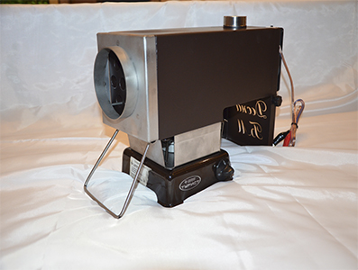 Изготовление теплообменника для зимней рыбалки Кожухотрубный конденсатор WTK CF 355 Королёв