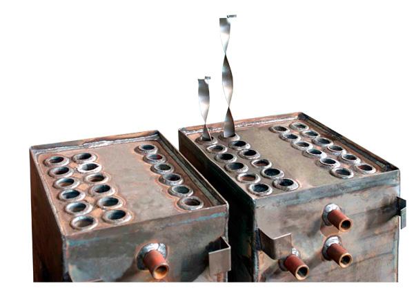 Теплоносителем теплообменник он изготавливается из стали чугуна или меди теплообменник spo8 13