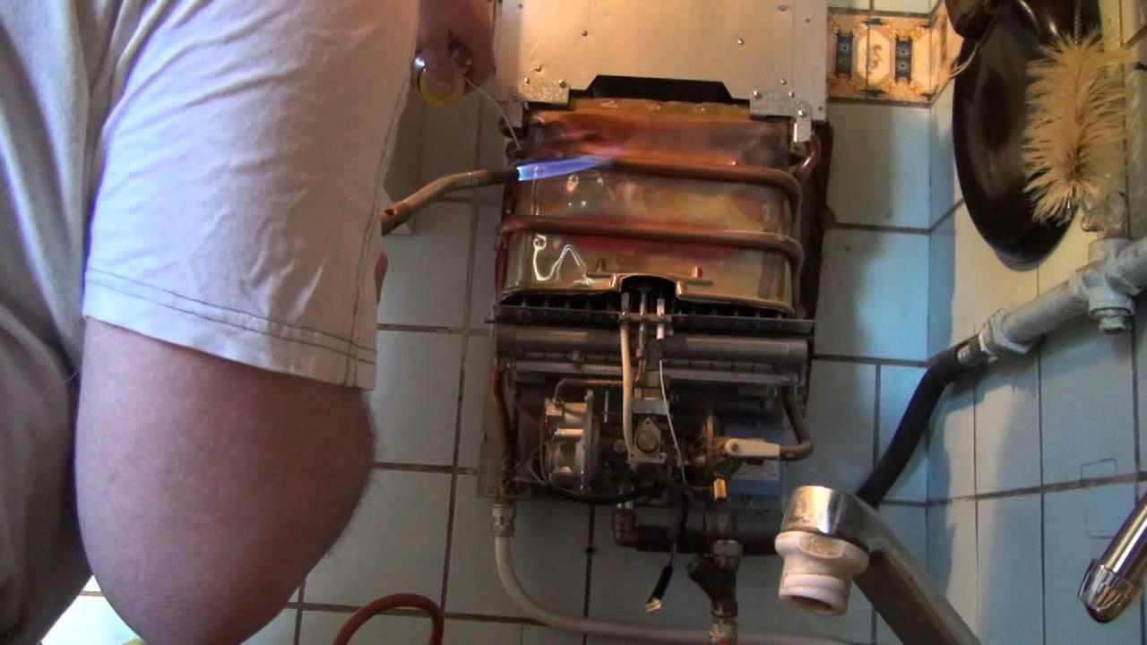 Сколько стоит запаять теплообменник для газовой колонки промышленный теплообменник воздух-воздух