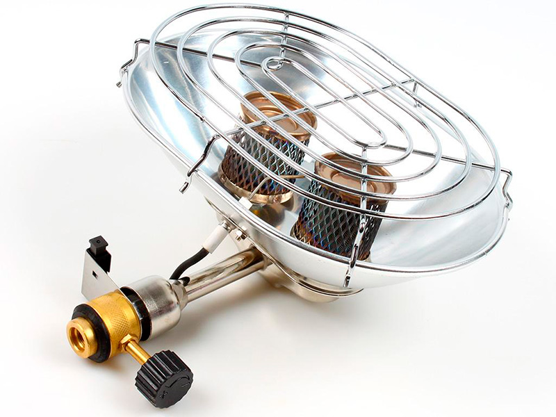 Бензиновые обогреватели для зимней рыбалки
