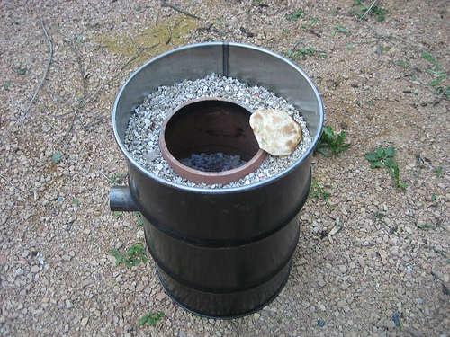 Печь для бани из трубы своими руками фото 471