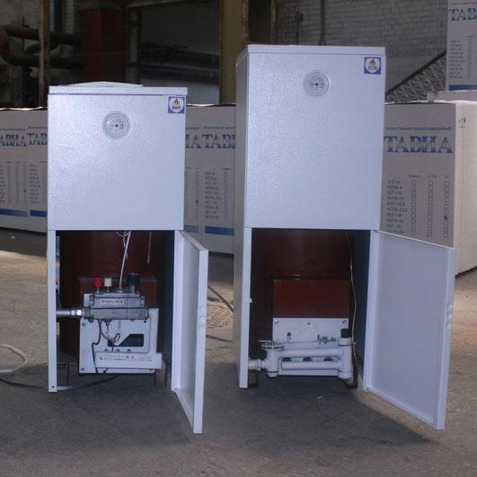 Как выбрать газовый котел отопления для дома  Обзор и