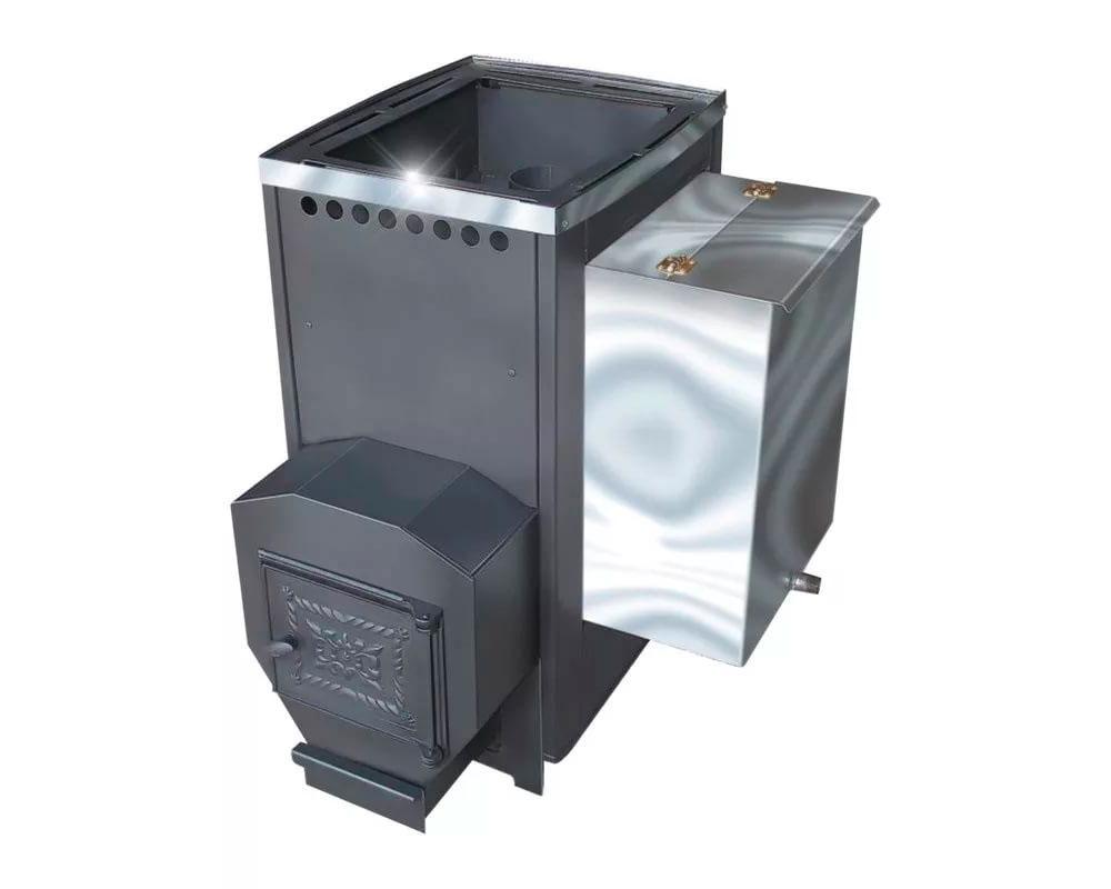 схема подключения бака горячей воды в бане