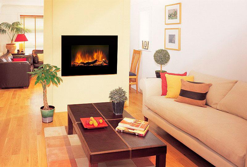 Помимо дровяных каминов, большим спросом пользуются и электрические камины беседки с барбекю в европейском стиле