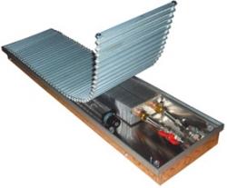 Конвектор Ева с тангенциальным вентилятором