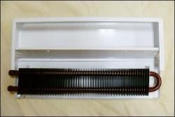 Стальной пластинчатый радиатор