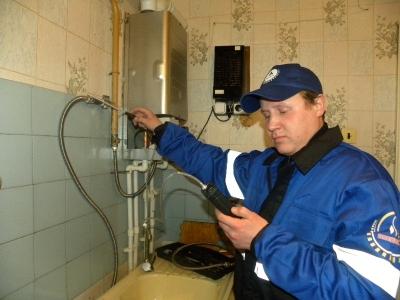 Установка газового конвектора своими руками видео