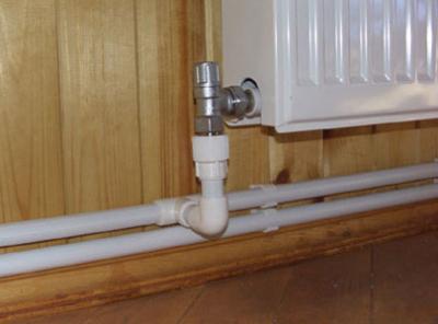Двухтрубные системы водяного отопления и их разновидности