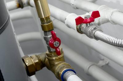 Использование герметика в монтаже и ремонте систем отопления