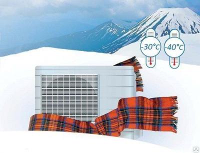 Как запустить кондиционер зимой на обогрев