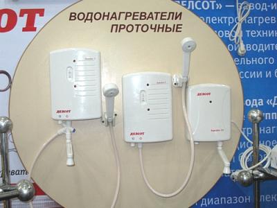 Советы мастера по выбору электрического проточного водонагревателя