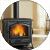 Виды и выбор дровяных печей для отопления частного дома