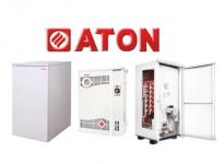 Обзор газовых котлов торговой марки Атон