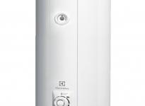 Обзор накопительных водонагревателей от компании Электролюкс