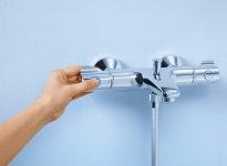 Термостатические смесители для ванной, душа и кухни