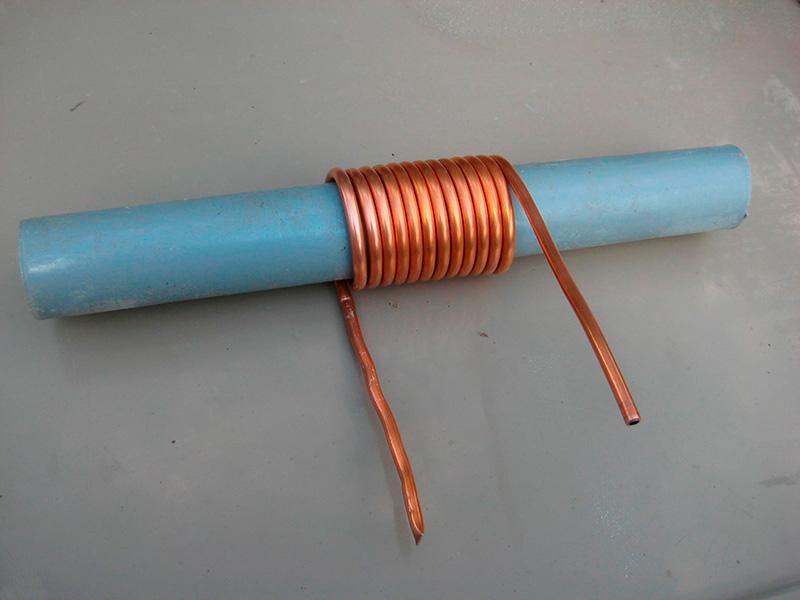 Змеевик труба в трубе для самогонного аппарата своими руками 69