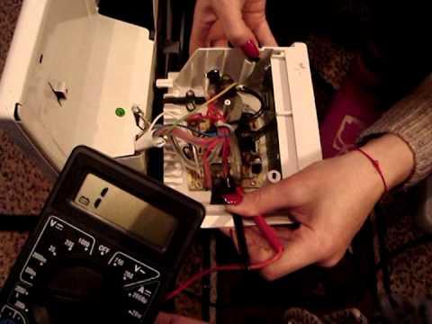 Ремонт электрического конвектора своими руками