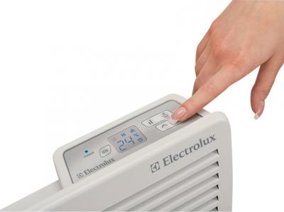 Конвектор с электронным управлением