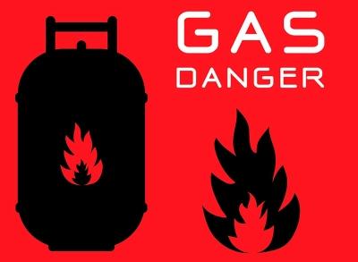 Газ - опасно
