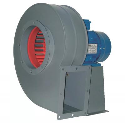 Дутьевой вентилятор обеспечит стабильность температурного режима во всех обогреваемых помещениях.