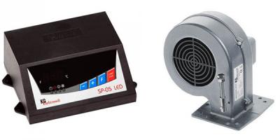 Вентилятор и блок управления польского производства
