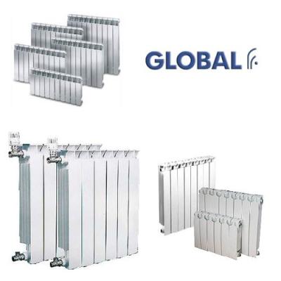 Обзор радиаторов отопления «Глобал»