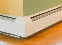 Особенности плинтусных систем отопления