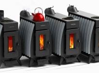 Отопительные печи длительного горения – заводские и самодельные